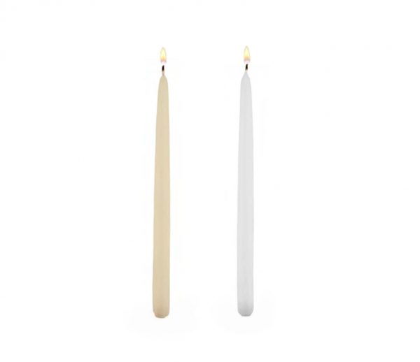 12 inch Taper Candles | Younger and Son | Floral Wholesaler and Supplies