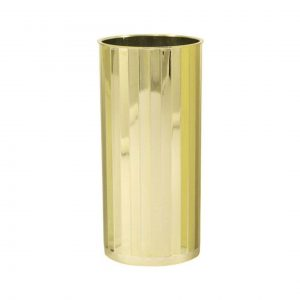 Gold Images Vase 10 inch | Younger and Son | Floral Wholesaler and Supplies