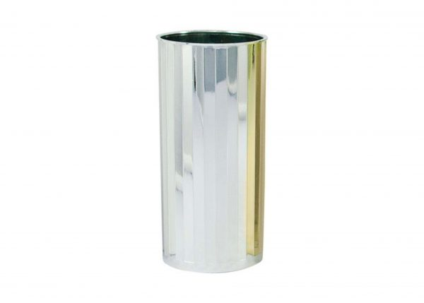Silver Images Vase 10 inch | Younger and Son | Floral Wholesaler and Supplies