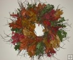 Wreath Pin Oak