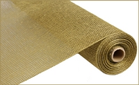"Poly Burlap Mesh 21"" x 10 yards"