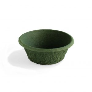 10 x 4 Green Mega Pot Mache   Younger and Son   Floral Wholesaler and Supplies