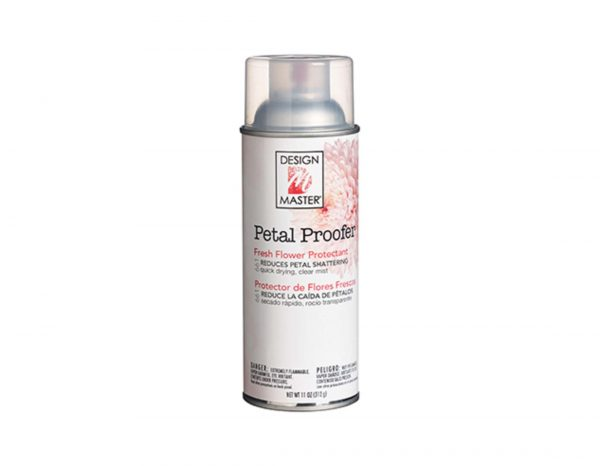 Design Master Petal Proofer Protectant Spray   Younger and Son   Floral Wholesaler and Supplies