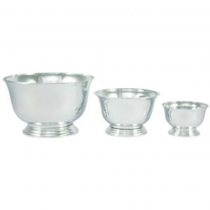 Silver Revere Bowl | Younger and Son | Floral Wholesaler and Supplies
