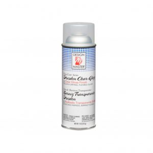 Design Master Dresden Clear Glaze Finishing Spray | Younger and Son | Floral Wholesaler and Supplies
