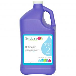 HydraQuik Instant Dip Hydration Solution Liquid 1 gallon | Younger and Son | Floral Wholesaler and Supplies