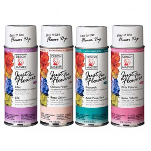 Design Master Just for Flowers Paint Spray | Younger and Son | Floral Wholesaler and Supplies