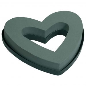 Oasis Floral Foam Mini Open Heart | Younger and Son | Floral Wholesaler and Supplies