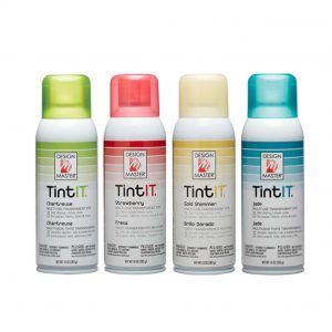 Design Master TintIT Color Spray Paint | Younger and Son | Floral Wholesaler and Supplies