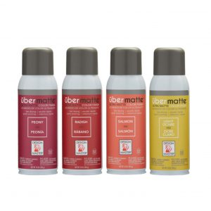 Design Master UberMatte Color Spray Paint | Younger and Son | Floral Wholesaler and Supplies